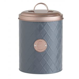 Henrik Copper Lid Biscuit Tin