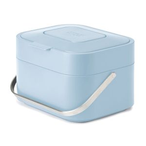 Joseph Joseph Stack 4 Food Waste Caddy – Blue – 4L