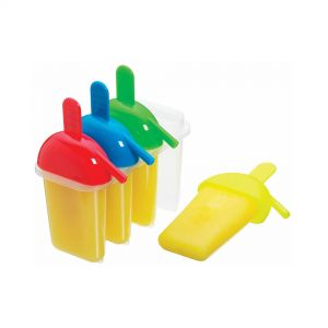 KitchenCraft Lolly Makers - 4 Piece