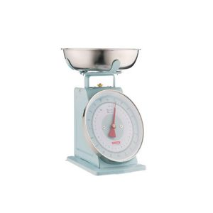 Living Kitchen Scales (Blue)