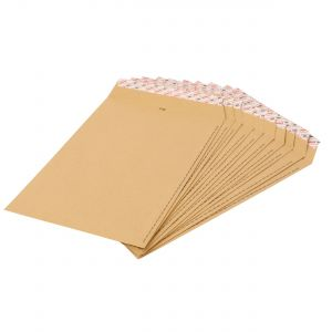 Manilla C4 Heavyweight Pocket Peel and Seal Envelopes -325 x 229MM