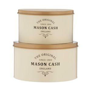 Mason Cash Heritage - Round Cake Tins (Set of 2)