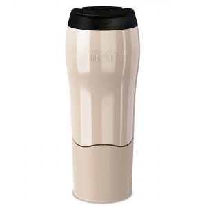 Mighty Mug GO - Travel Mug - Pearl (16oz)