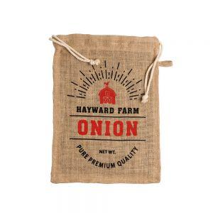 Jute Fibre Onion Storage Bag/Sack