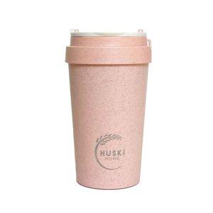 Huski Home Reusable Travel Cup - Peach (400ml)