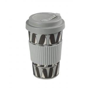 Scion: Bamboo Drinks Mug (Pedro the Penguin Design)