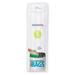 10 L Brabantia PerfectFit Bags - Code K