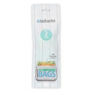 6 L Brabantia PerfectFit Bags - Code S