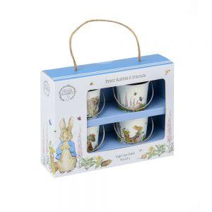 Egg Cup Set - Peter Rabbit Design