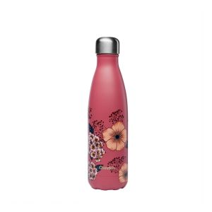 Qwetch Insulated Stainless Steel Bottle 500ml (Anemones)