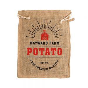 Jute Fibre Potato Storage Bag/Sack