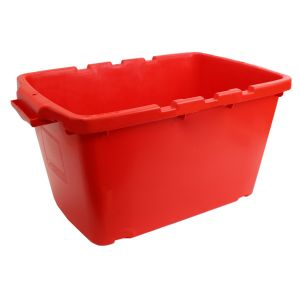 Coral Recycling Box - Red - 44L