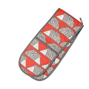 Scion Spike - Double Oven Glove - RED