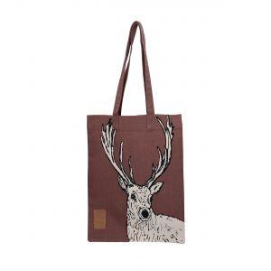 Creative Tops Tote Bag - Into the Wild Stag Design