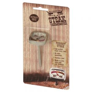 Meat / Steak Button Thermometer