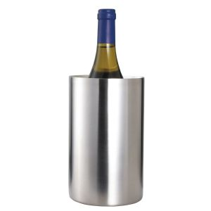 Barcraft Double Walled Wine Cooler - Stainless Steel