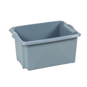Addis Eco 30L Unistore Box/Crate (grey)